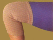 ELASTIC TABULAR KNEE SUPPORT